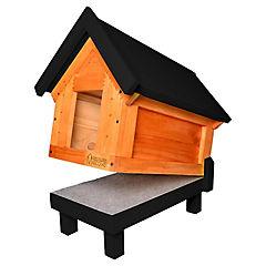 Casa para perro 50x30x60 cm