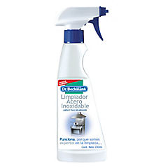 Limpiador de acero inoxidable 250 ml spray