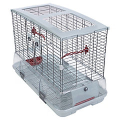 Jaula para aves mediana