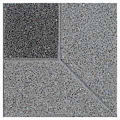Pastelón granítico gris 40x40 cm