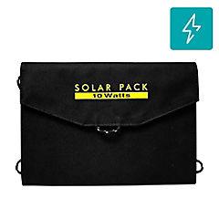 Banco de energía solar