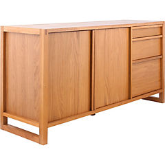 Buffet Studio oak 153x48x77.8 cm