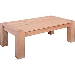 Mesa de centro 40x66x117 cm oak
