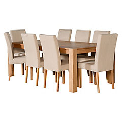 Juego de comedor Lyon 8 sillas