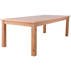 Mesa auxiliar 75x110x220 cm oak