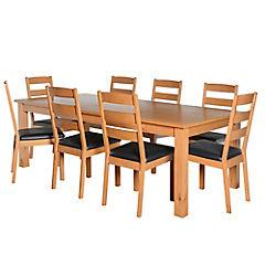 Juego de comedor Provence 8 sillas