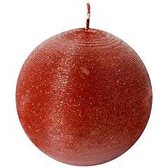 Vela esfera 7.5 cm