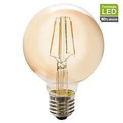 Ampolleta LED E-27 40 W Cálida