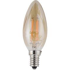 Ampolleta LED E-14 Cálida