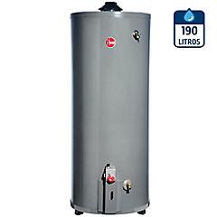Termo a gas natural 190 l
