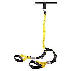 Banda de estiramiento 0,8 kg amarillo