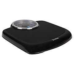 Balanza mecánica para baño 150 kg Negro