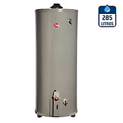 Termo a gas natural 285 l
