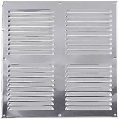 Celosía aluminio 50x50 cm