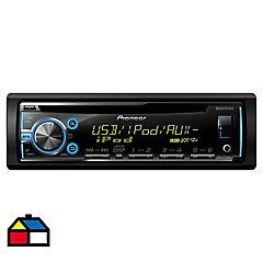 Radio de auto con control remoto