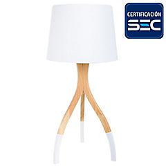 Lámpara de Mesa 40W Valentina E27