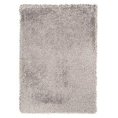 Alfombra Bengala 160x230 cm gris