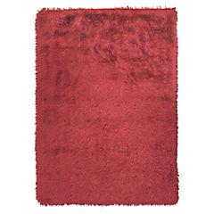 Alfombra Bengala 160x230 cm rojo