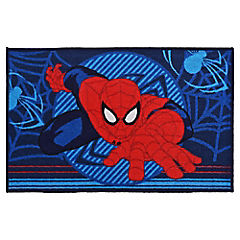Bajada de cama infantil Spiderman 80x120 cm