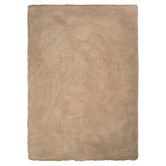 Alfombra Sherpa 133x190 cm beige
