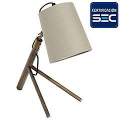 Lámpara de mesa 40W Bohol E14