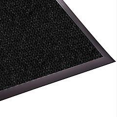 Limpiapiés 100x120 cm negro jaspeado