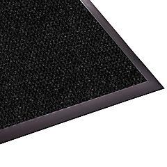 Limpiapiés 100x120 cm negro