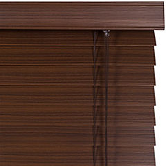 Persiana madera 120x165 cm café