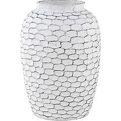 Florero de cerámica 25x35 cm