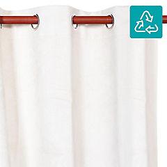 Cortina Suede 140x220 cm crema