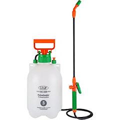 Pulverizador manual 5 litros blanco