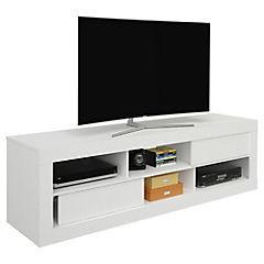Rack de TV 54x180x42 cm blanco