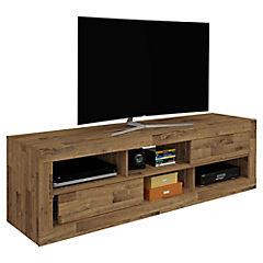 Rack de TV 54x180x42 cm rústico