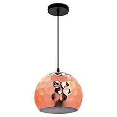 Lámpara de Colgar bola de cobre E27 40W