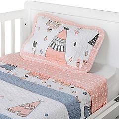 Quilt de bebé Tents  120x150 cm