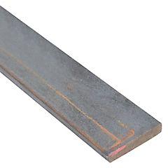 25x5mm x6m Fierro barra plana laminada en caliente