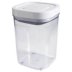 Contenedor de alimentos acrílico 1 litro