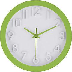 Reloj mural 25 cm Verde