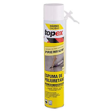 b9b5ab463ed Espuma de poliuretano 750 ml cartucho - Topex - 3062384