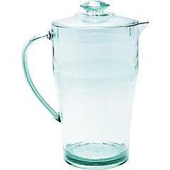 Jarra acrílico 2 litros azul