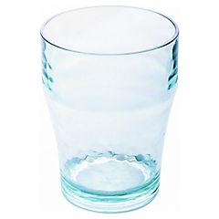 Vaso acrílico 420 ml azul