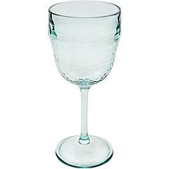 Copa para vino acrílico 360 ml azul