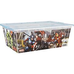 Caja de 10 litros Avengers