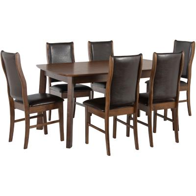 cb491744f23 Comedor 6 sillas Food - Just Home Collection - 308888X