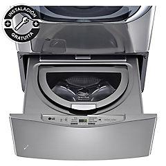 Lavadora carga superior 3,5 kg silver