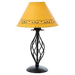 Lámpara de mesa 42 cm 60 W
