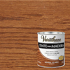 Varathane tinte nogal claro  1/4 gl