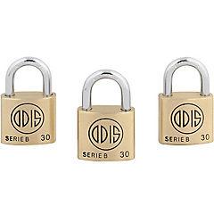 Candado b30x3 llave iguales