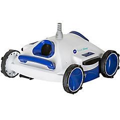 Robot hidráulico plástico blanco