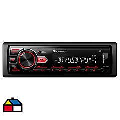 Radio de auto con bluethooth